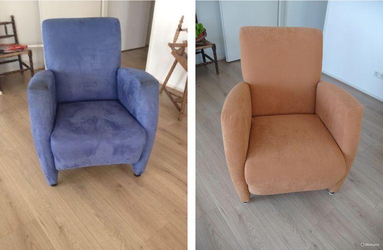 Stoel Stofferen Prijs : De gemiddelde kosten van meubels stofferen werkspot
