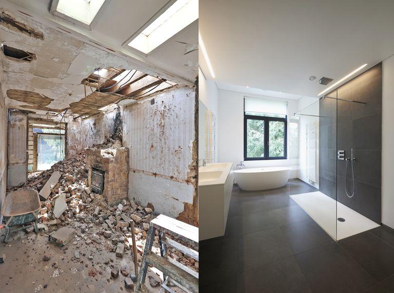 Badkamer renovatie: de gemiddelde kosten werkspot