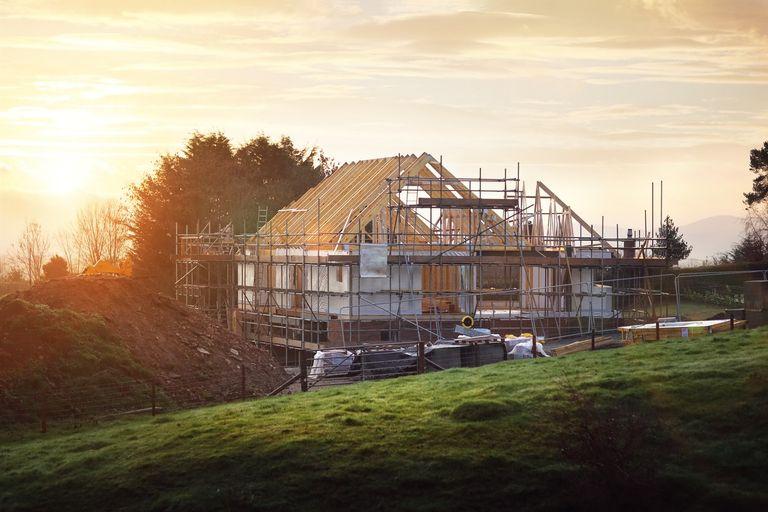Volledig huis bouwen
