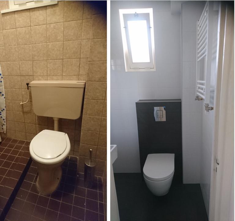 Toiletruimte Verbouwen De Gemiddelde Kosten Werkspot