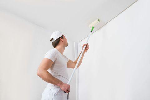 Plafond sauzen: hoe ga je te werk?