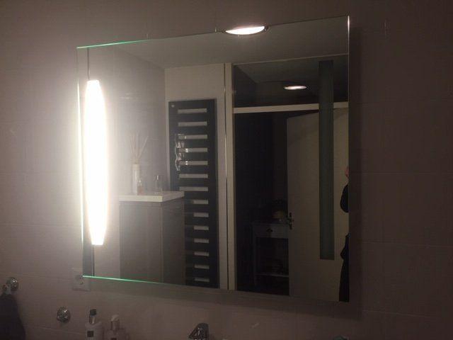 Verlichting Badkamerspiegel Vervangen Werkspot