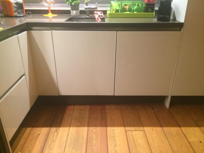 Plaatsen Plintradiator Onder Keukenkastje Werkspot