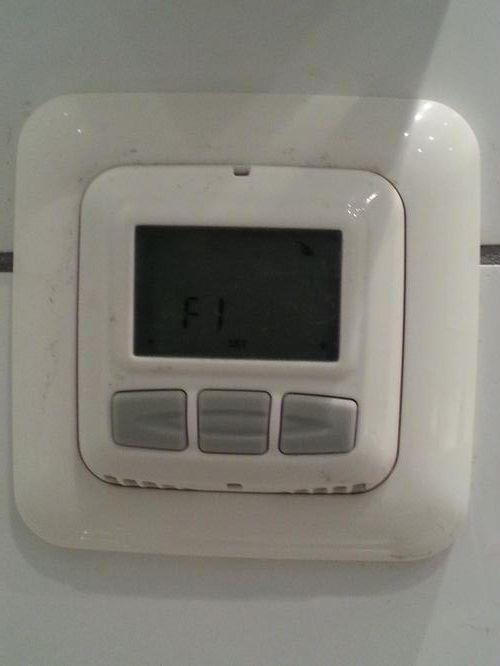 Vloerverwarming Badkamer Werkspot