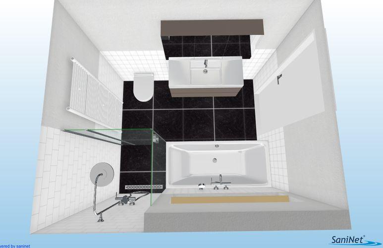 Badkamer Renovatie 2 20 X 2 60 Werkspot