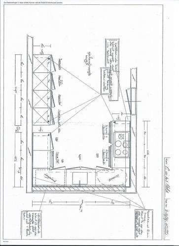 Installatieschema Voor Nieuwe Keuken Uitvoeren Werkspot