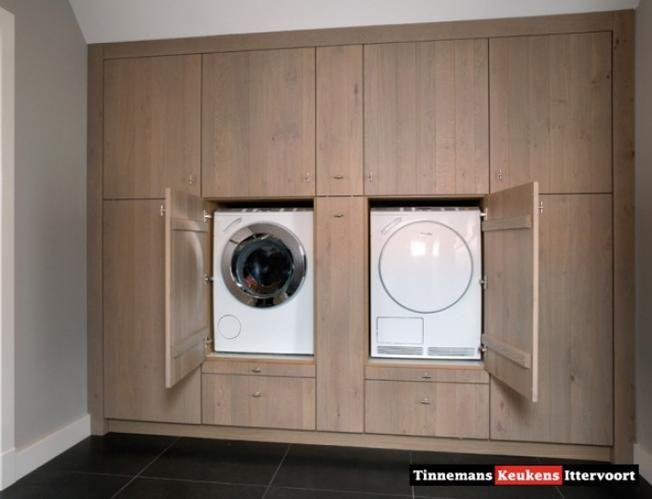 Wegwerken Van Wasmachine Droger Cv Ketel Mechanische Ventilatie Werkspot